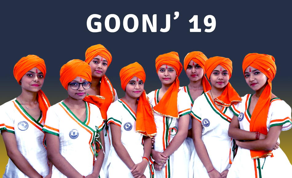 GOONJ'19 INTER SCHOOL ANNUAL FIESTA - Best School in Faridabad
